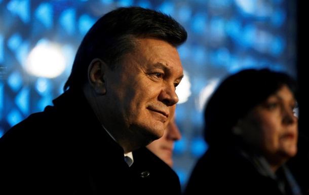 Суд дозволив заочне слідство у справі Януковича