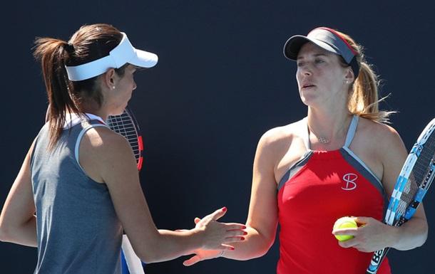 Australian Open. Савчук залишає парні змагання