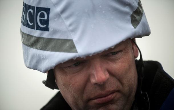 Замглавы миссии ОБСЕ посетит поселки на Донбассе