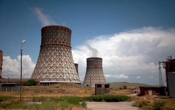 На АЭС в Армении произошла авария