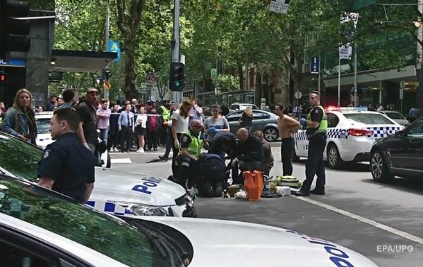 Кількість жертв наїзду на пішоходів у Мельбурні зросла