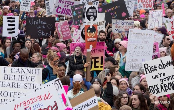Підсумки 21.01: Замах на Геращенка, мітинги в США