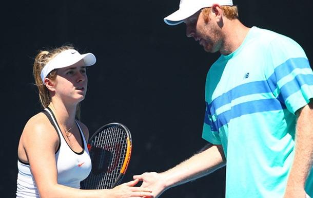 Australian Open. Світоліна з боєм пробилася до другого раунду міксту