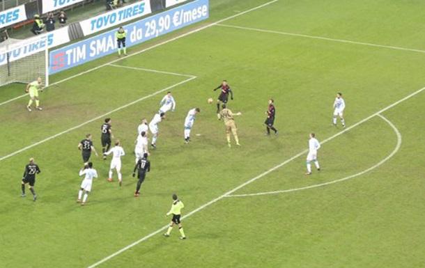 Талантлив во всем: Доннарумма едва не забил гол Рейне
