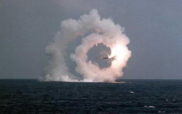 Британія невдало випробувала ядерну ракету - ЗМІ