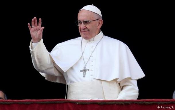 Папа Римський застеріг від посилення популізму