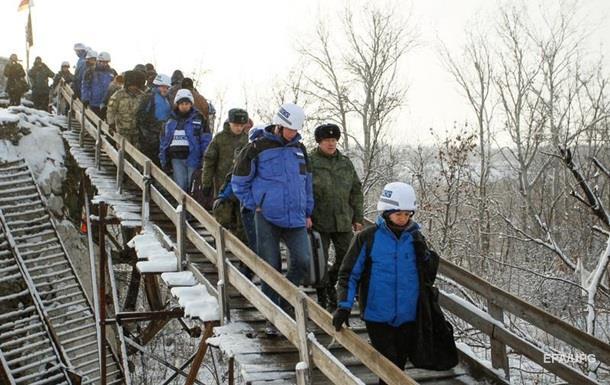 ОБСЄ: У селищах на лінії фронту складна ситуація