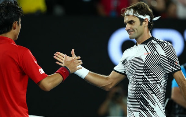 Битва Федерера і Нісікорі в Мельбурні. Огляд матчу