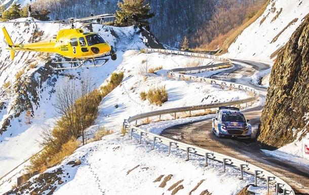 WRC. Ож є виграв ралі Монте-Карло у складі M-Sport