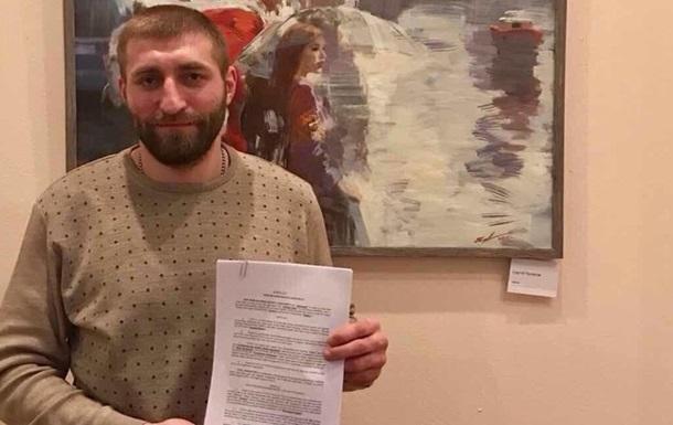 UFC підписала важкоатлета з України