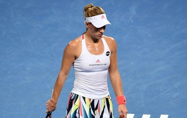 Перша ракетка світу залишила Australian Open. Огляд матчу Кербер - Вандевег