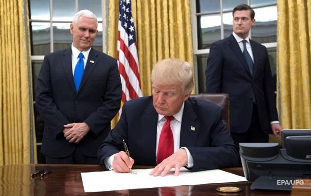 Головні радники Трампа розпочали роботу