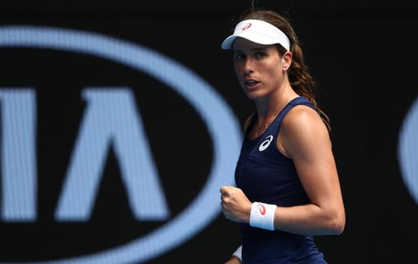 Australian Open (WTA). Визначилися перші чвертьфіналістки