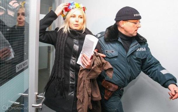 Руху Femen більше немає - активістка