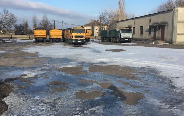 СБУ знайшла 50 вантажівок, вкрадених у МАЗу