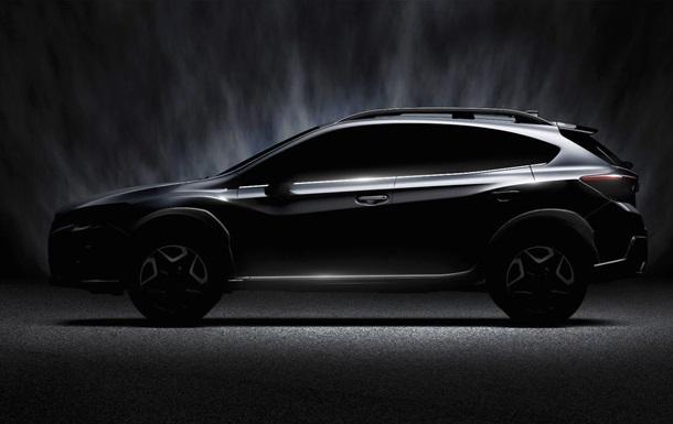 Subaru XV 2017: фото