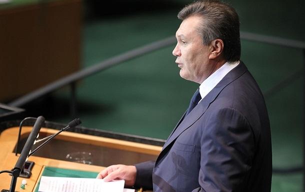 Януковича вызвали на допрос в Киев