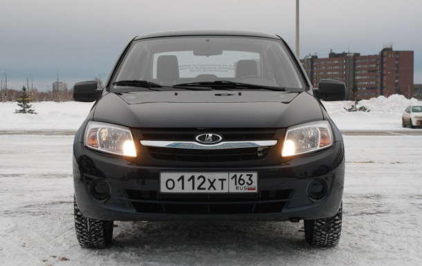 АвтоВАЗ припинив поставки в Україну - ЗМІ