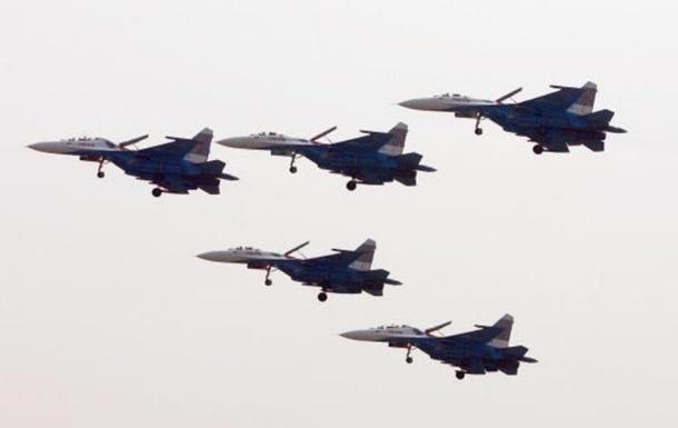 Росія заявила про удар по ІД за координатами США