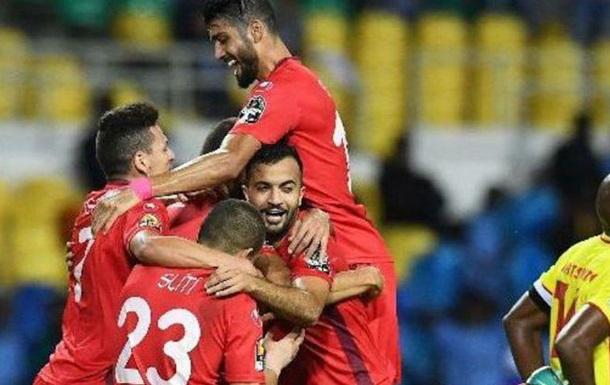 КАН. Алжир играет вничью и покидает турнир, Тунис обыгрывает Зимбабве и выходит в плей-офф
