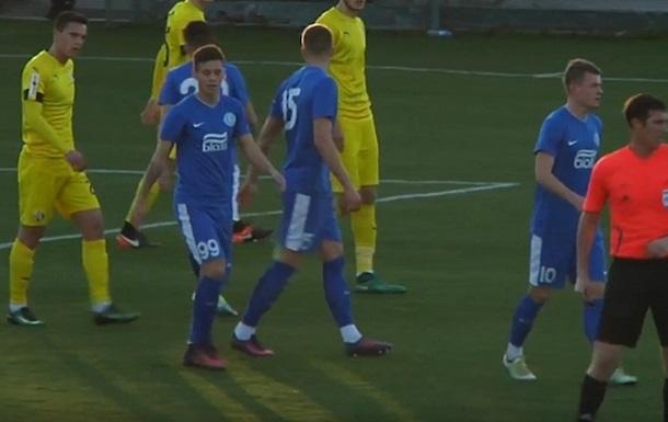 Дніпро програв у товариському матчі загребському Динамо