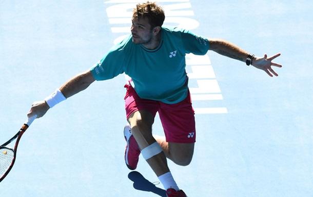 Вавринка - перший півфіналіст Australian Open. Огляд матчу