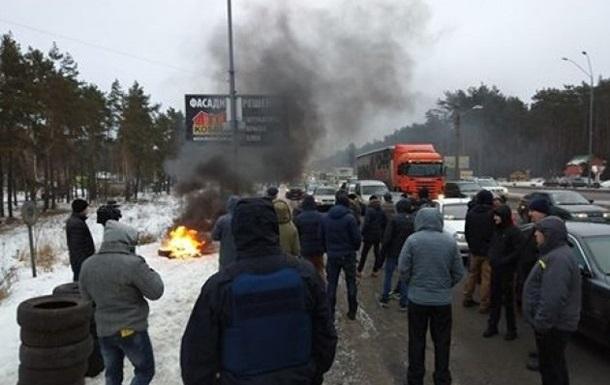 Водії-протестувальники поїдуть до Кабміну