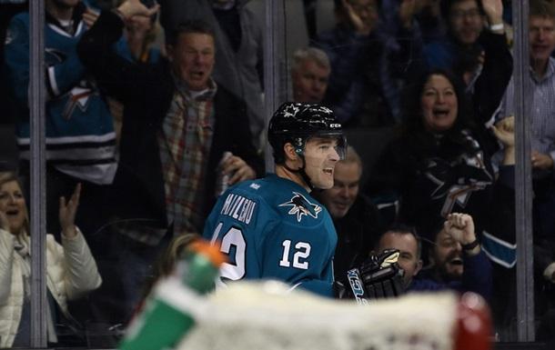 НХЛ. Марло - перша зірка дня