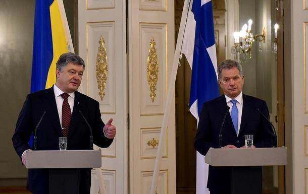 Порошенко: Киев может ответить на кибератаки из РФ