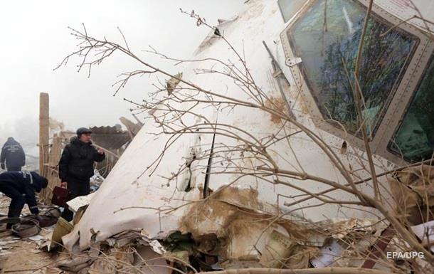 Боїнг, що розбився в Киргизії, був справним