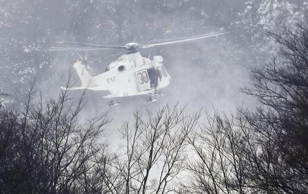 В Італії розбився рятувальний вертоліт: шість жертв