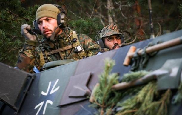 Немецкие войска в Литве: подготовка очередного похода на Восток