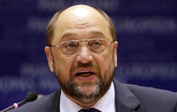 Шульц буде боротися за посаду канцлера ФРН