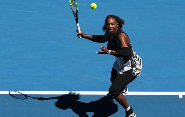 Australian Open. Серена у півфіналі, Конта вилітає
