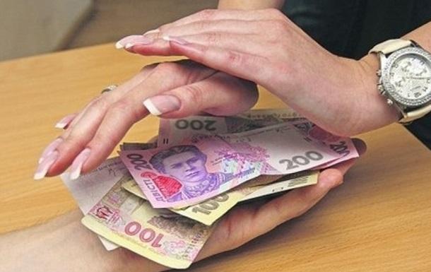 Transparency: Украина по коррупции сравнялась с РФ
