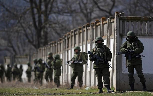 Київ звинуватив РФ у прихованій мілітаризації на кордоні