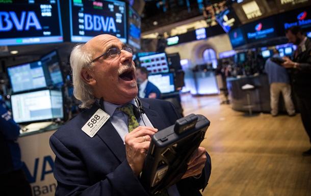 Dow Jones вперше перевищив 20 тисяч пунктів
