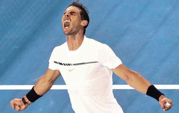 Надаль: Те, що Роджер повернувся, - чудово для всього тенісного світу