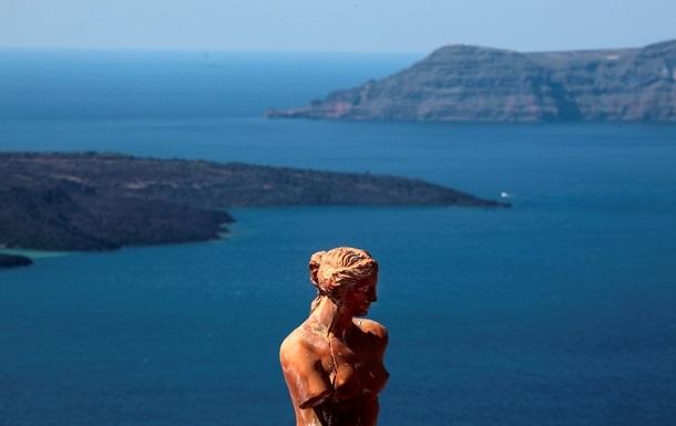 Сильний землетрус стався біля берегів Криту