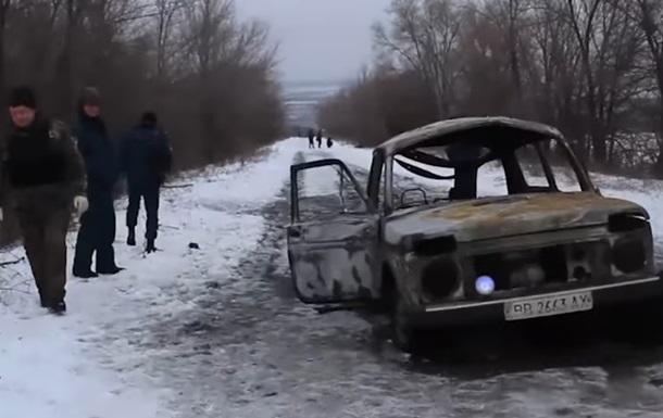 В ЛНР взорвался автомобиль, погиб водитель