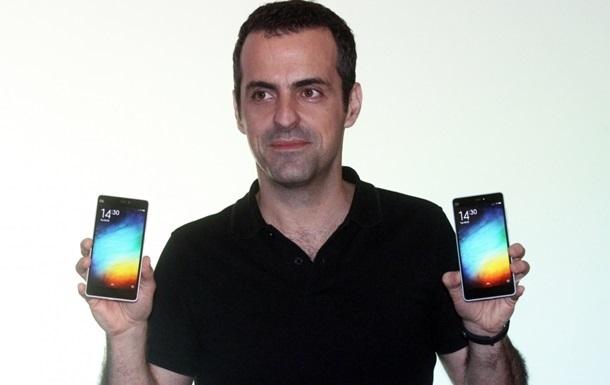 Колишній топ-менеджер Google пішов з Xiaomi у Facebook