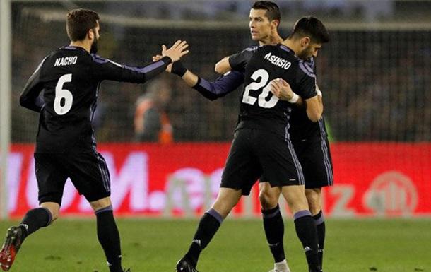 Реал вилетів з Кубка Іспанії