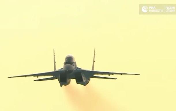 У Росії вперше випробували винищувач МіГ-35