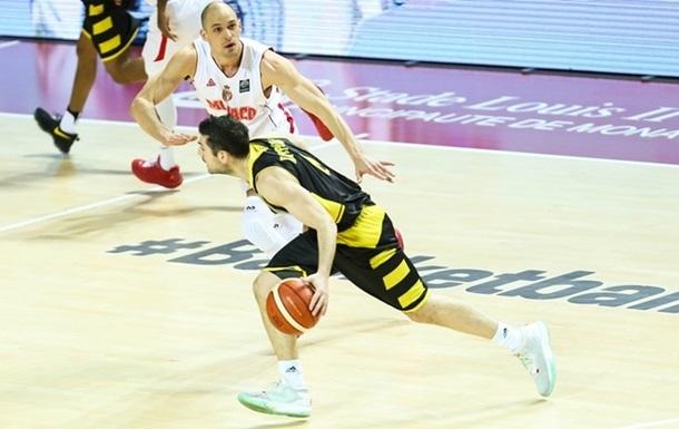 Баскетбольна Ліга чемпіонів. Гладир найкращий у складі Монако