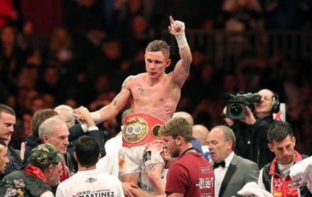 Чемпіон за версією WBA: захоплююся Ломаченком, але не боюся його