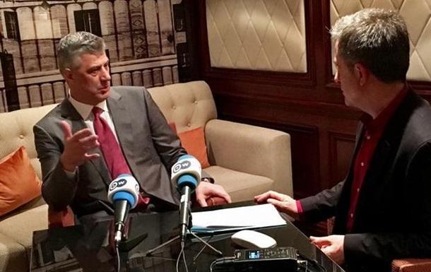 Пріштіна: Сербія хоче розділити Косово за українським сценарієм