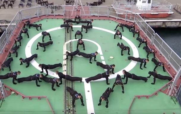 Моряки віджалися, сформувавши герб України