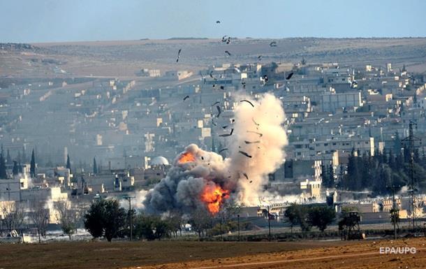 В Сирии из-за турецких авиаударов погибли десять гражданских