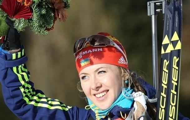 Біатлон. ЧЄ. Юлія Джима стала чемпіонкою Європи в спринті