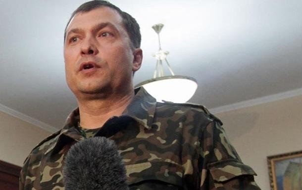 Помер колишній глава ЛНР Болотов